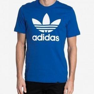 Adidas Originals Orig Trefoil T T-paita Blue