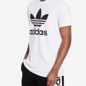 Adidas Originals Orig Trefoil T T-paita White