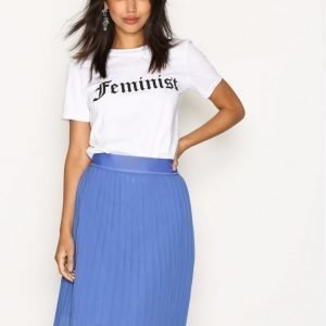 Adidas Originals Pleated Skirt Midihame Sininen