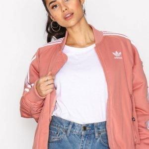 Adidas Originals Short Bomber Bb Takki Vaaleanpunainen