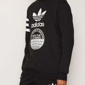 Adidas Originals Street Graph CR Pusero Black