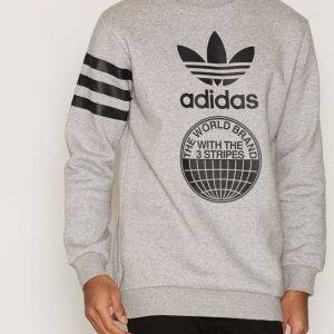 Adidas Originals Street Graph CR Pusero Grey