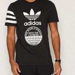 Adidas Originals Street Graph T T-paita Black