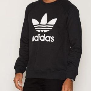 Adidas Originals Trefoil Crew Pusero Black