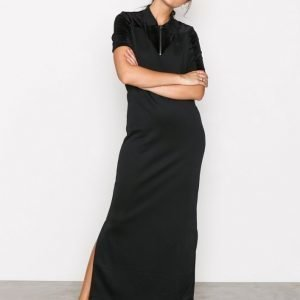 Adidas Originals Vv Long T Dress Maksimekko Musta