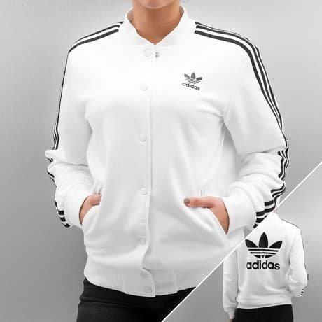 Adidas Pilottitakki Valkoinen
