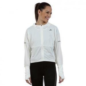 Adidas Pure X Jacket Tuulitakki Valkoinen