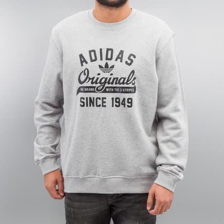 Adidas Pusero Harmaa