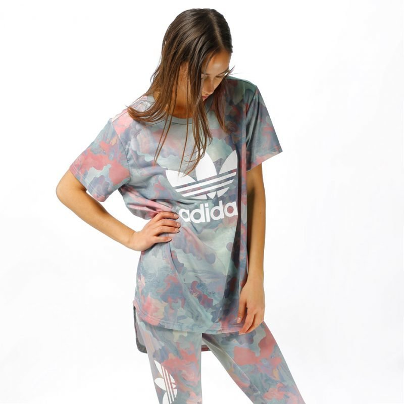 Adidas Roll Up BF Tee -t-paita