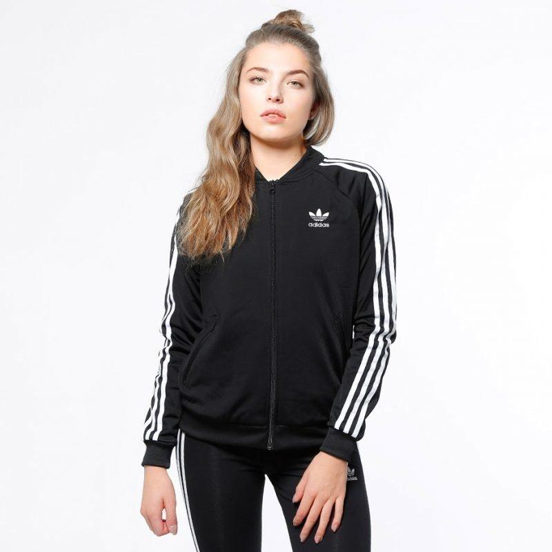 Adidas SST TT -zip crew - Vaatekauppa24.fi 6cddcface9