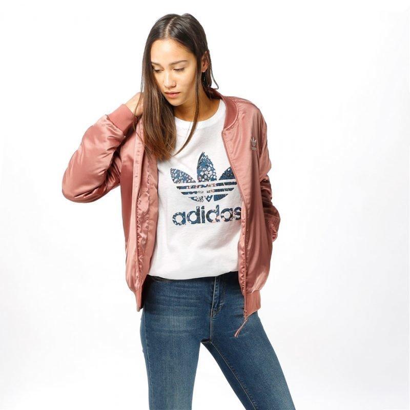 Adidas Satin -pommikone takki