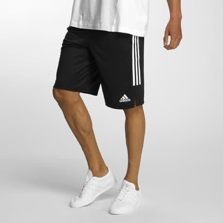 Adidas Shortsit Musta