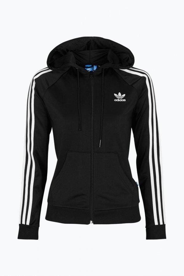 adidas slim hoodie