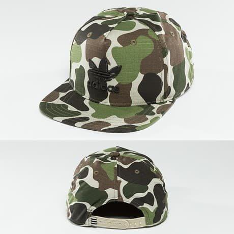 Adidas Snapback Lippis Camouflage