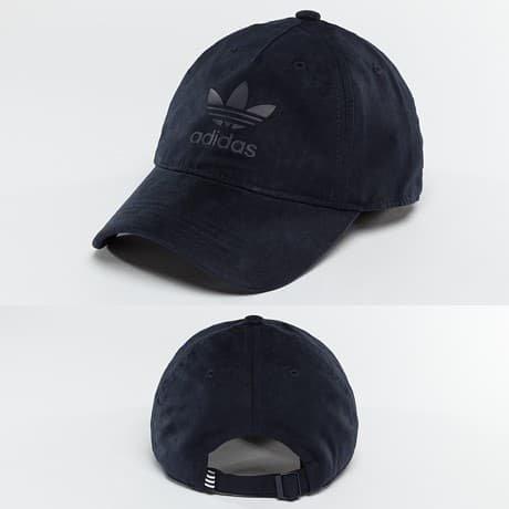 Adidas Snapback Lippis Indigonsininen