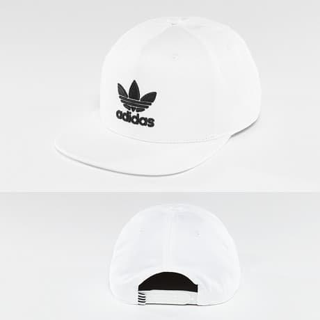 Adidas Snapback Lippis Valkoinen