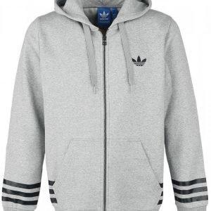Adidas Street Grp Fz Hoodie Vetoketjuhuppari