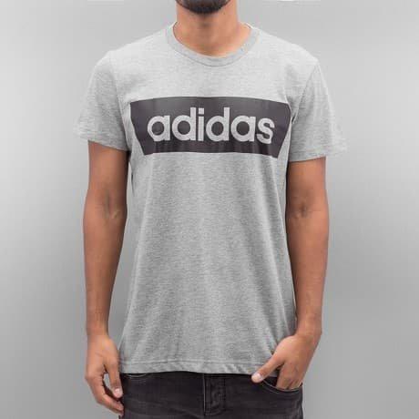 Adidas T-paita Harmaa
