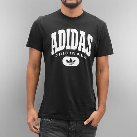 Adidas T-paita Musta