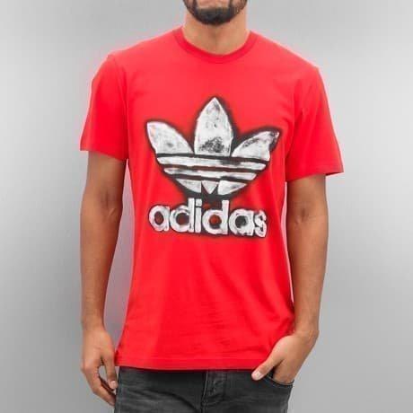 Adidas T-paita Punainen