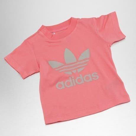 Adidas T-paita Vaaleanpunainen