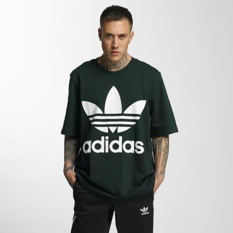 Adidas T-paita Vihreä