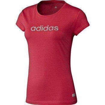 Adidas T-shirt Glam Tee Z33208