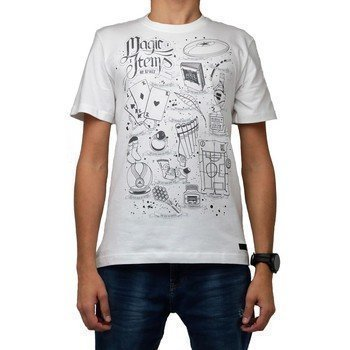 Adidas T-shirt Magic Items X27737 lyhythihainen t-paita