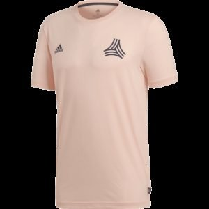 Adidas Tan Logo Aop T-Paita