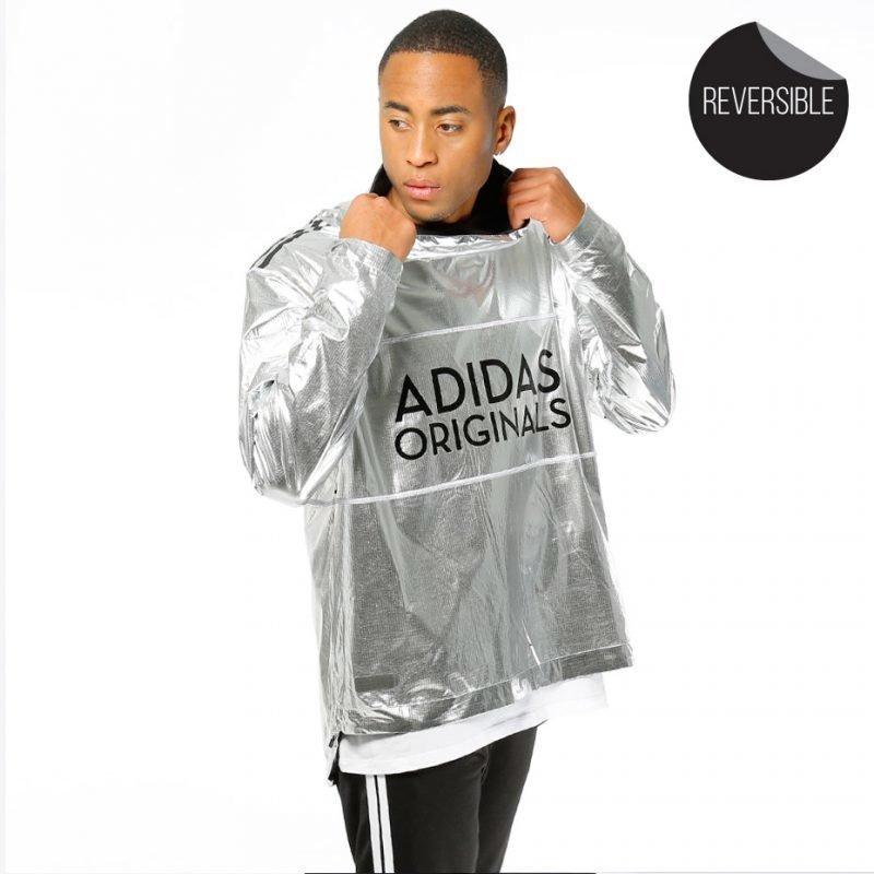 Adidas Tech Rev Windbreaker -takki