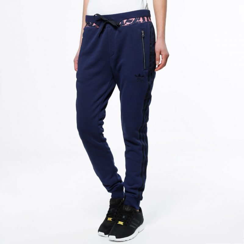 Adidas Trackpant Baroque Ornament -housut