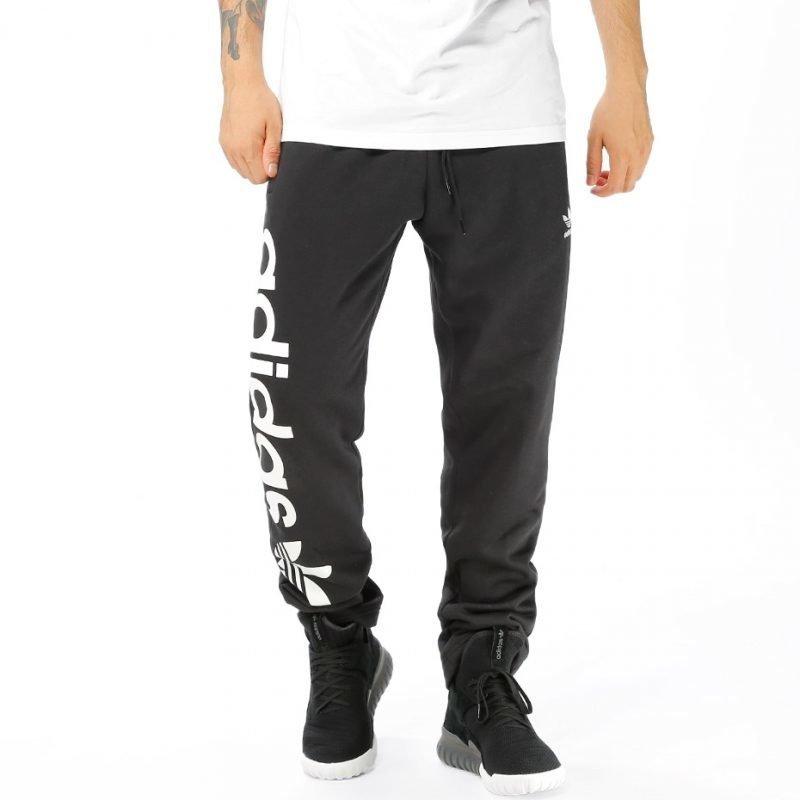 Adidas Trefoil Open Hem -housut