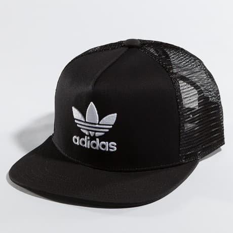Adidas Verkkolippis Musta