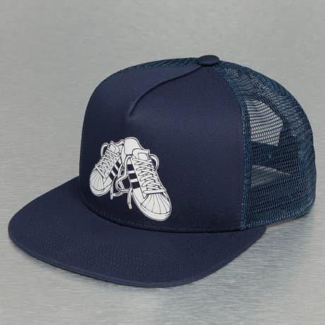 Adidas Verkkolippis Sininen