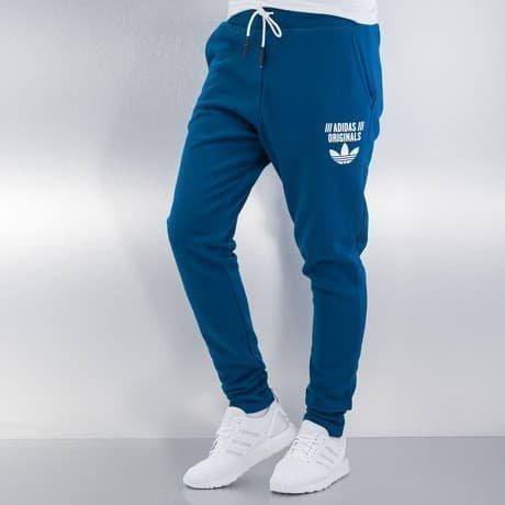 Adidas Verryttelyhousut Sininen