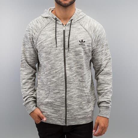 Adidas Vetoketjuhuppari Harmaa