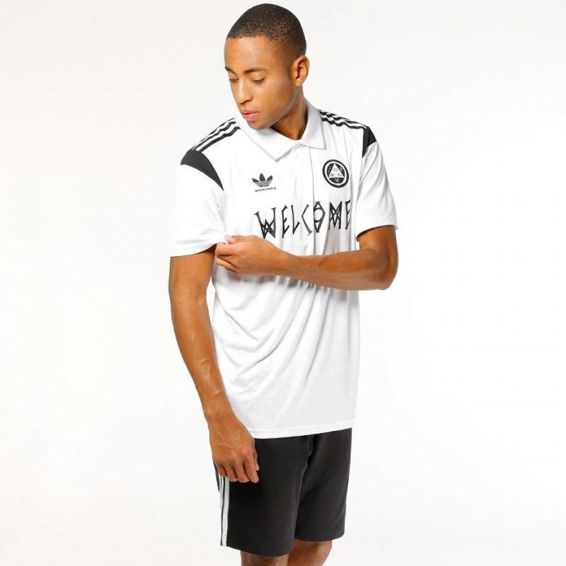 Adidas Welcome Jersey -t-paita