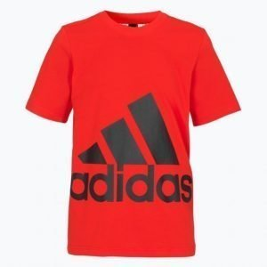 Adidas Yb Big Logo Tee T-Paita