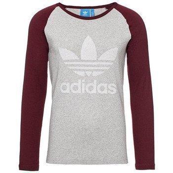 Adidas paita pitkähihainen t-paita