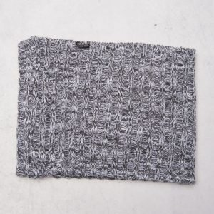 Adrian Hammond Ace Knitted Tube Dark Grey