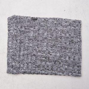 Adrian Hammond Ace Knitted Tube Dark Grey