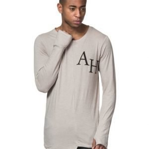 Adrian Hammond Anthony LS Tee Beige