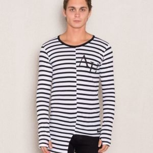 Adrian Hammond Anthony LS Tee Striped