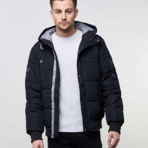 Adrian Hammond Arlo Jacket Black