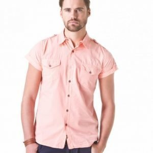 Adrian Hammond Cape Town Short Sleeve Coral