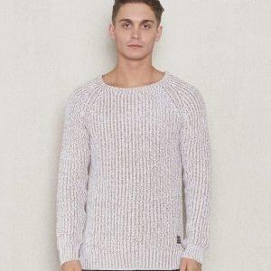 Adrian Hammond Craig Knitted Sweater Beige/Offwhite