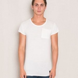 Adrian Hammond Eliah Burnout Tee Off White