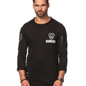 Adrian Hammond Frans Ltd. Sweater Black