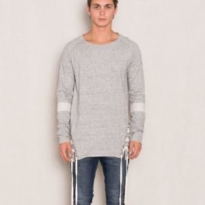 Adrian Hammond Jeremy Sweater Grey Melange