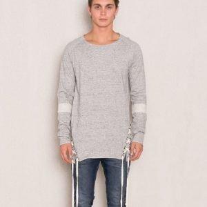 Adrian Hammond Jeremy Sweater Grey Melange